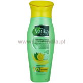 Vatika Refreshing Lemon Anti-Dandruff Shampoo 200ml