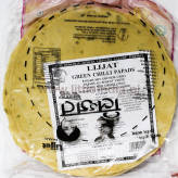 Lijjat Green Chilli Papadam 200g