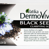 Dermoviva Black Seed Soap - 115g
