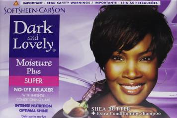 Dark and Lovley Moisture Plus Super