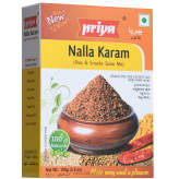 Rice & Snack Spice mix powder(Nalla Karam) 100G