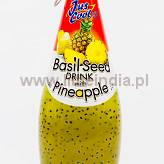 Basil Seed Drink with Pineapple - 300ml