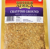 Crayfish Ground - 70g