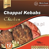 Chappal Kebabs chicken 12pcs. Crown Frozen Foods