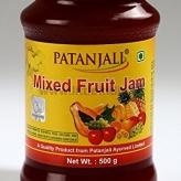 Patanjali Mix Fruit Jam, 500g