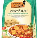 Mutter Paneer 285g Kitchens of India