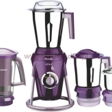 Preethi Royale - MG 200 600 W Juicer Mixer Grinder  (4 Jars)